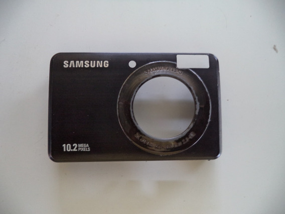 Carcaça Frontal Maquina Camera Digital Samsung Pl 50