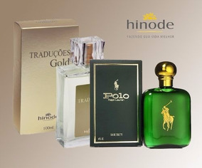 Perfume Ralph Lauren Polo 100ml Tradução Gold 3 Hinode