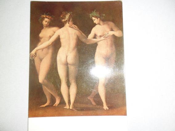 Tarjetas Postales Italianas Antiguas Desnudos