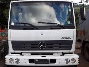 Mercedes 1719 4x2 Ano 2015 Cabine Dupla Zero Km Sem Uso