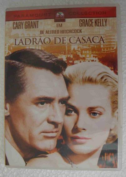 Alfred Hitchcock Dvd Ladrão De Casaca Original Usado Grace K