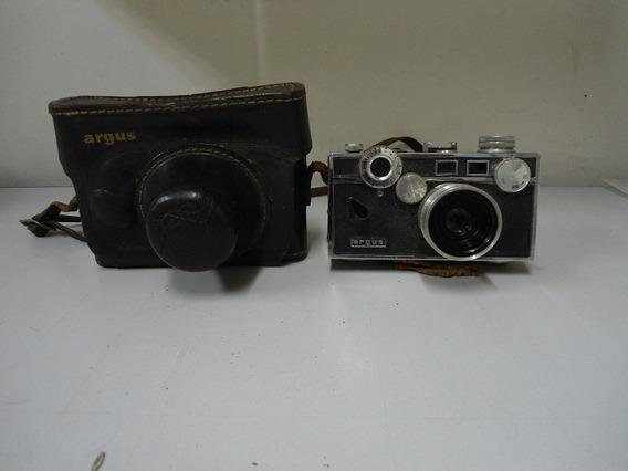 Câmera Fotográfica Americana Argus Range C3