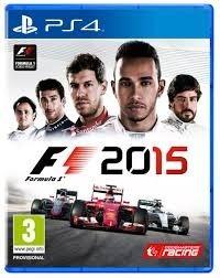 F1 Formula 1 2015 Psn Ps4