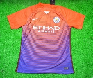 Camisa Manchester City 16/17