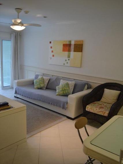 Ref.: 599 - Apartamento Em Bertioga, No Bairro Riviera De São Lourenço - 2 Dormitórios