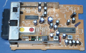 Placa Módulo Rádio Tuner Som System Aiwa Xh-a1060