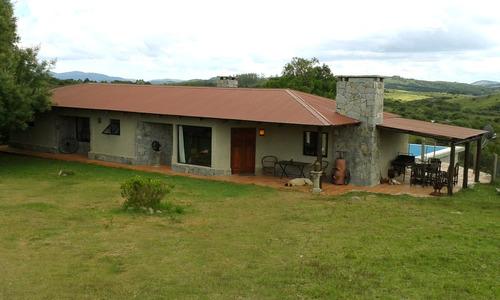 Casa De Campo En Las Sierras