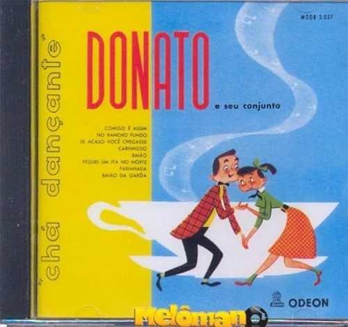 Cd - Donato E Seu Conjunto: Chá Dançante