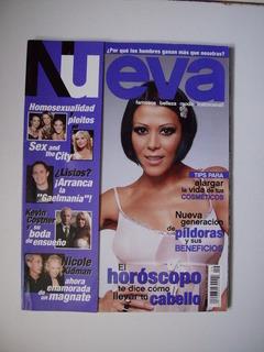Alejandra Guzmán En Portada De Revista Nueva - 2004