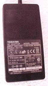 Carregador Adap. Ac Original Toshiba Para Notebook Pa2450u
