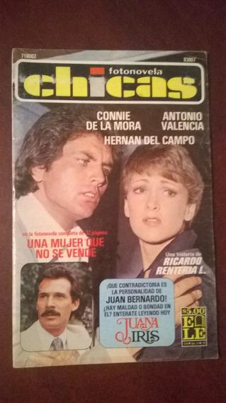 Connie De La Mora Y Antonio Valencia En: Fotonovela Chicas