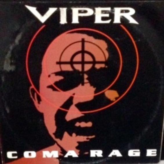 Lp Viper Coma Rage - Nacional