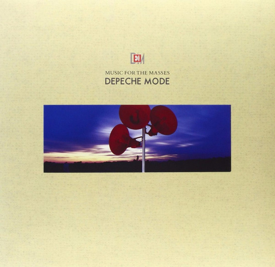 Depeche Mode Music For The Masses - Vinilo 180 Gr Nuevo Imp