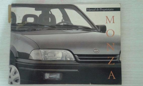 Manual Chevrolet Monza 1992 1993 Original Gm Classic Sle Sl