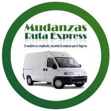 Mudanzas Y Fletes Al Interior * Muy Económicas !!! *