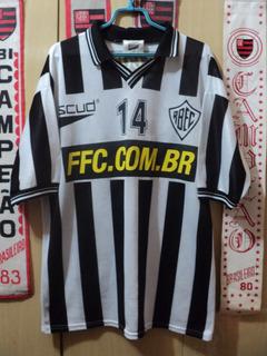 Camisa Rio Branco De Americana ( São Paulo ) De Jogo