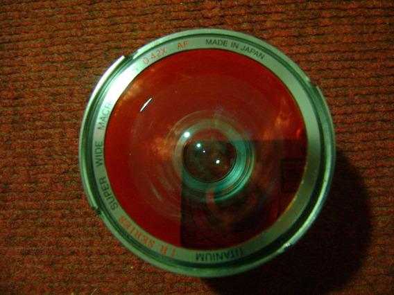 Lente Titanium I.r. Series Super Wide Macro 0.42x Af - Japan