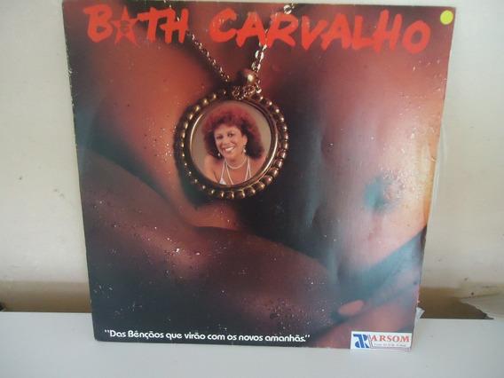 Lp- Beth Carvalho - Das Bençãos Que Virão