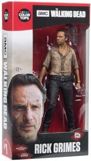 The Walking Dead 7 Rick Grimes #01 Red Wave Collector Editio