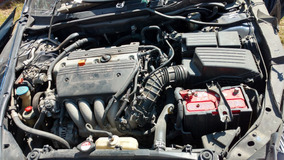 Honda Accord 4p Ex Sedan 2004 Accidentado X Partes