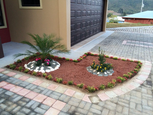Diseño Y Decoraciones De Jardines