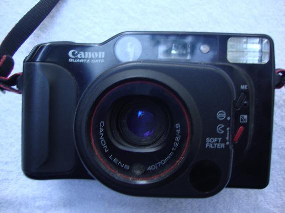 Camera Canon Quartz Date