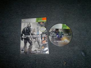 Crysis 2 Para Xbox 360,excelente Titulo,checalo