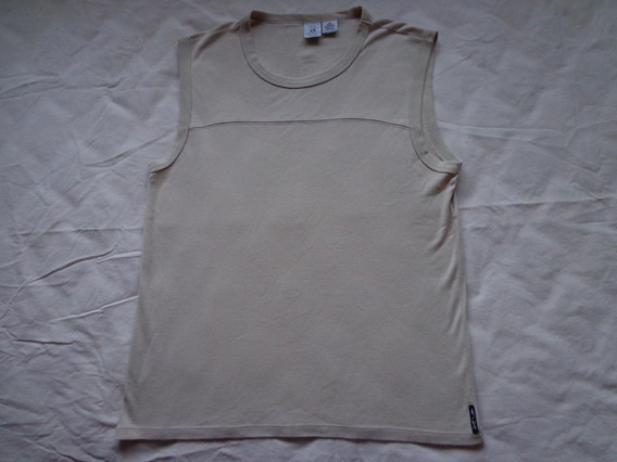 Remera Musculosa Armani Exchange Talle M Made In Macau