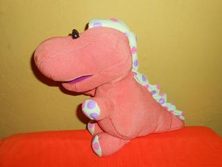 Peluche Dinosaurio Tela Fisher Price 25 Cms
