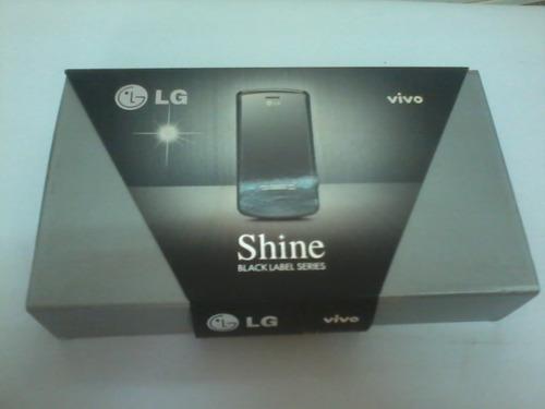Celular LG Shine Me970d Parou De Funcionar