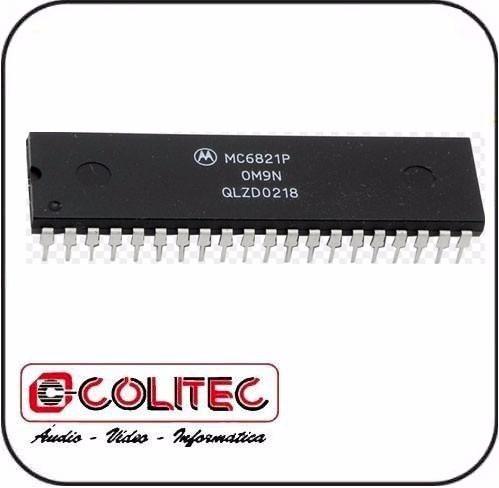Circuito Integrado Motorola Mc 6821p ( 6821 )