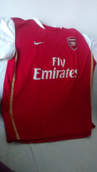 Camisa Arsenal 2006-2007, Xg!