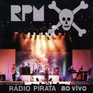 Lp Rpm - Rádio Pirata Ao Vivo (1986)