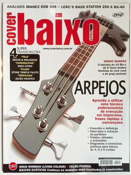 Revista Cover Baixo - Ed 61 - Out/2007 - Arpejos