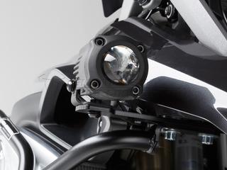 Kit Suporte Fixação Farol Auxiliar Bmw R 1200gs Lc Sw Motech