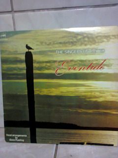 Lp The Singers Unlimited Eventide