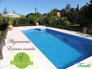 Alquilo Por Dia Y Eventos Casa Quinta Los Charitos Tandil