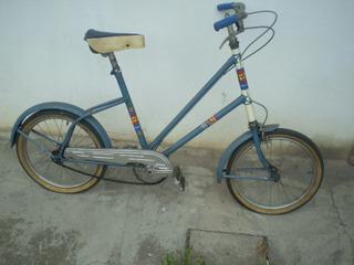 Antigua Y Rara Bicicleta Rodado 16 De Los Años 40 Unica!!!!!