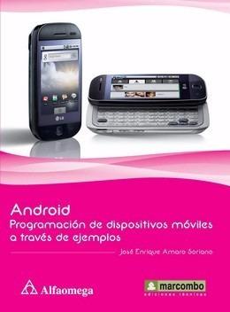 Libro Android Programacion De Dispositivos Moviles