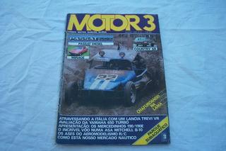 Revista Motor 3 Nº 31 Janeiro/1983 Frete Grátis - Ótimo Esta
