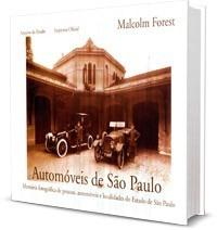 Livro Automóveis De São Paulo
