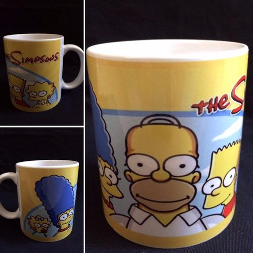 Tazón Los Simpsons