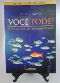 Livro Você Pode! - Paul Hanna
