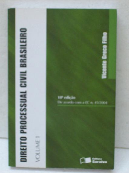 Livro Universitario Direito Processual Civil Brasileiro Vol1