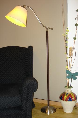 Fabrico Iluminación | Lp-2602 Lámpara De Pie Con Brazo Móvil