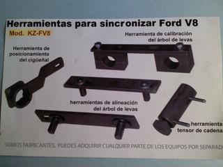 Herramienta Para Sincronizadora Ford V-8