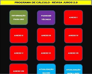 Planilha Revisional De Juros + Curso De Perícia Financeira