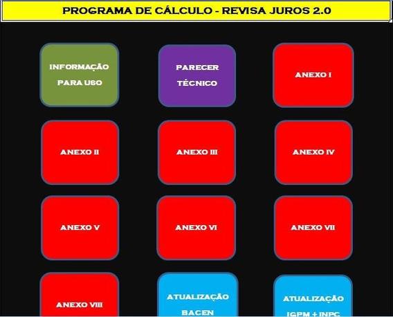 Calculo Revisional De Contrato - Confira O Vídeo!!!