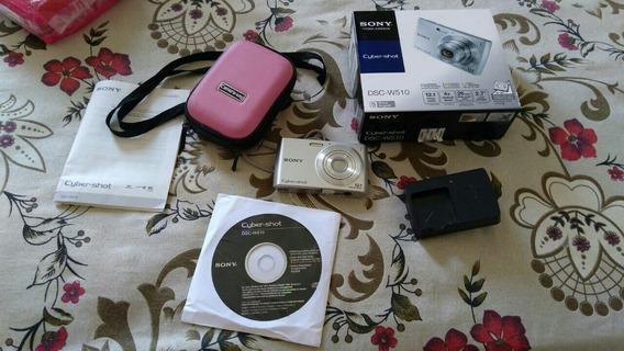 Câmera Sony Dsc W-510