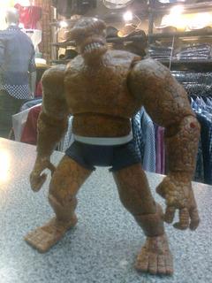 Marvel Legends Toybiz, Thing, Suelta Y En Perfecto Estado!!!